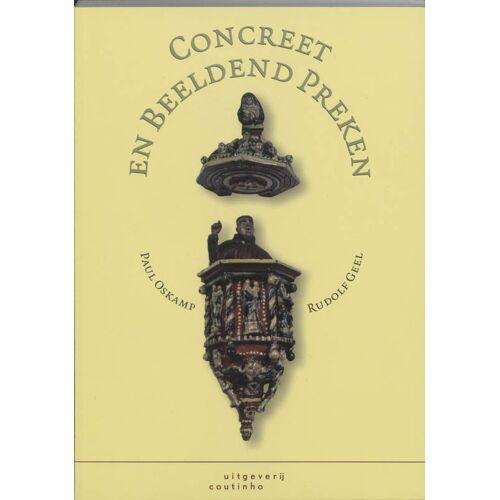Concreet en beeldend preken - P. Oskamp, R. Geel (ISBN: 9789062831647)