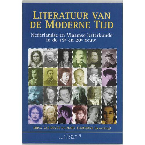 Literatuur van de moderne tijd - E. van Boven (ISBN: 9789062834945)