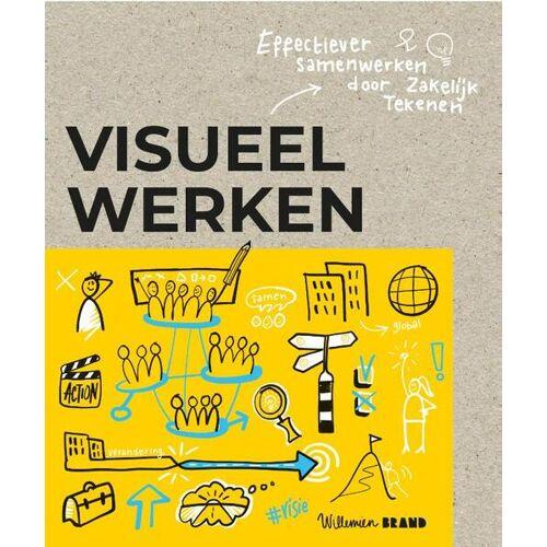 Visueel werken - Willemien Brand (ISBN: 9789063695927)