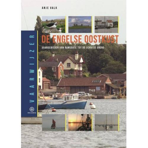 Engelse Oostkust - Anje Valk (ISBN: 9789064106422)