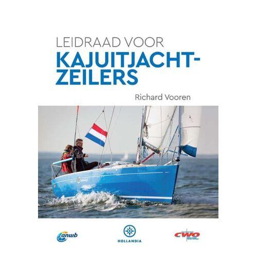 Leidraad voor kajuitjachtzeilers - Richard Vooren (ISBN: 9789064107221)