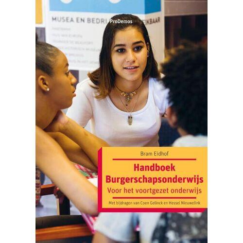 Handboek Burgerschapsonderwijs - Bram Eidhof, Coen Gelinck, Hessel Nieuwelink (ISBN: 9789064735271)