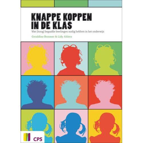 Knappe koppen in de klas - Geraldine Brouwer, Lidy Ahlers (ISBN: 9789065086426)
