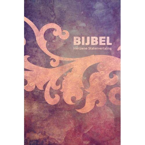 Bijbel (HSV) - foam paars - (ISBN: 9789065394866)