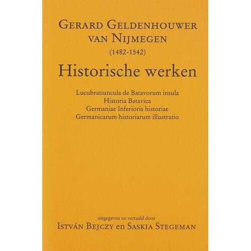 Historische werken - G. Geldenhouwer (ISBN: 9789065500335)