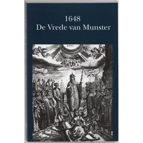 1648 - de Vrede van Munster - Redactie (ISBN: 9789065501547)