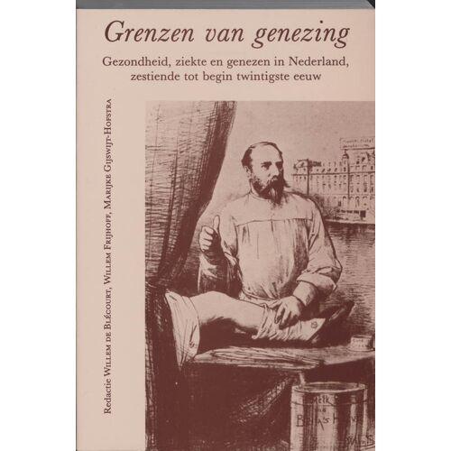 Grenzen van genezing - (ISBN: 9789065503664)