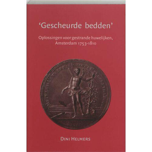 Gescheurde bedden - D. Helmers (ISBN: 9789065507013)