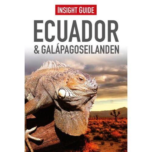 Ecuador & Galápagoseilanden - (ISBN: 9789066554573)