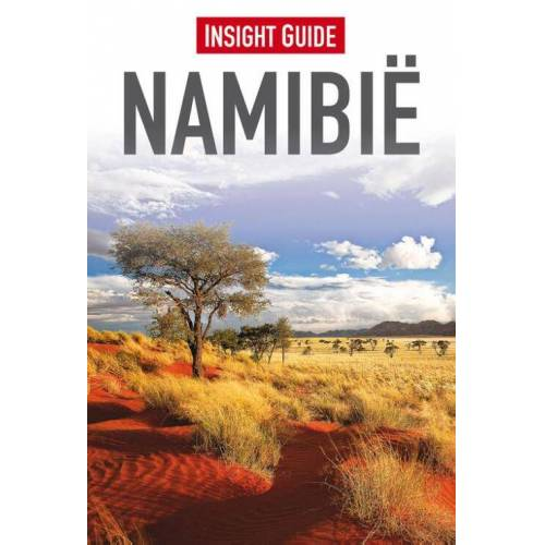 Namibië - (ISBN: 9789066554757)
