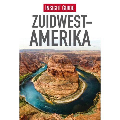 Zuidwest-Amerika - (ISBN: 9789066554801)