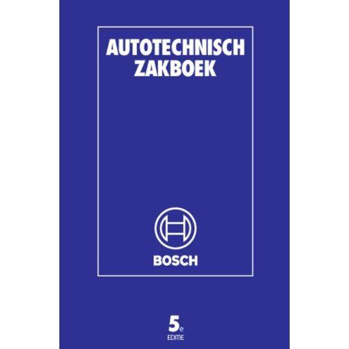 Autotechnisch zakboek - R. Bosch (ISBN: 9789066748262)