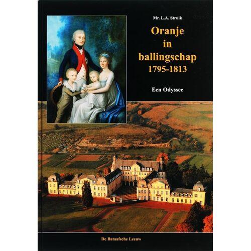 Oranje in ballingschap 1795-1813 - L.A. Struik (ISBN: 9789067076067)