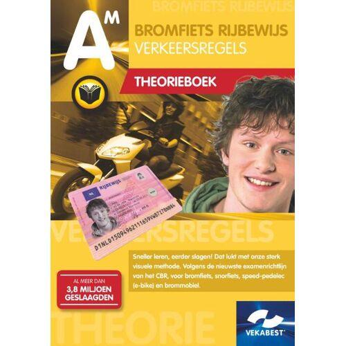 Bromfietsrijbewijs theorie - (ISBN: 9789067992596)