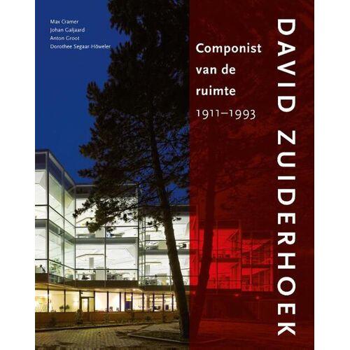 David Zuiderhoek 1911-1993 - Anton Groot (ISBN: 9789068687125)