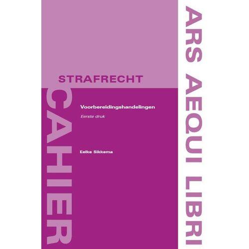 Voorbereidingshandelingen - Eelke Sikkema (ISBN: 9789069166766)