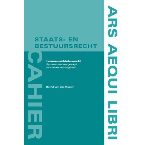 Voedingsmiddelenrecht - Bernd van der Meulen (ISBN: 9789069168098)