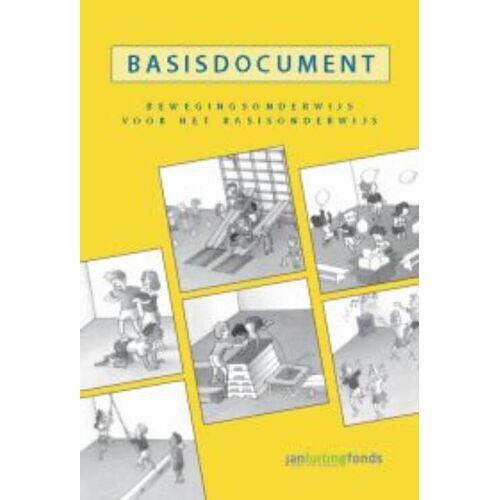 Basisdocument bewegingsonderwijs voor het basisonderwijs - Arnold Consten (ISBN: 9789072335517)