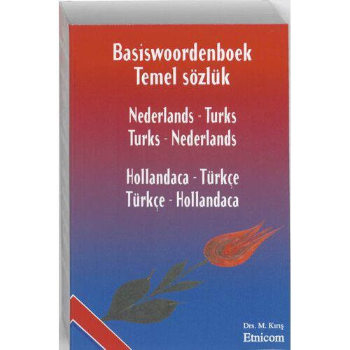 Basiswoordenboek Nederlands-Turks/Turks-Nederlands - M. Kiris (ISBN: 9789073288331)