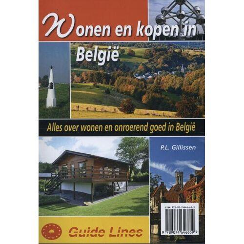 Wonen en kopen in België - P.L. Gillissen (ISBN: 9789074646659)