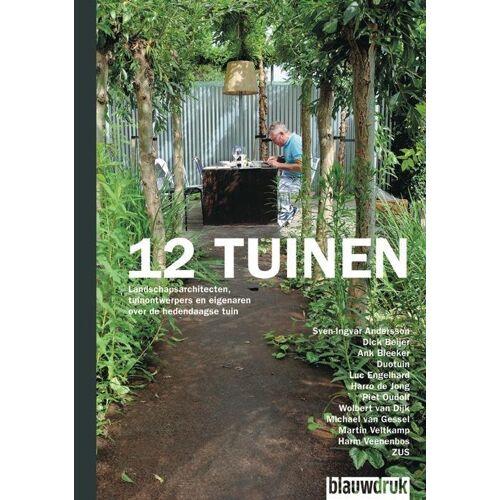 Twaalf tuinen - Martine Bakker (ISBN: 9789075271515)