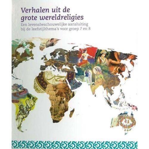 Verhalen uit de grote wereldreligies - Sabien Onvlee (ISBN: 9789075749717)