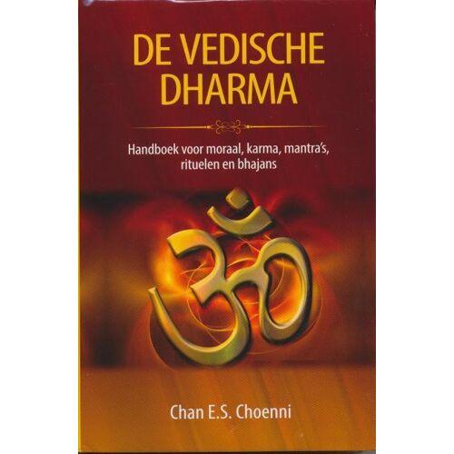De Vedische Dharma - Chan E.S. Choenni (ISBN: 9789076389264)