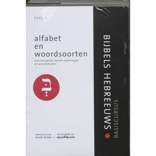 Basiscursus bijbels Hebreeuws - Johan Murre (ISBN: 9789076564371)