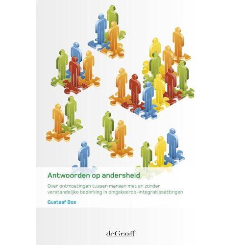 Antwoorden op andersheid - Gustaaf Bos (ISBN: 9789077024591)