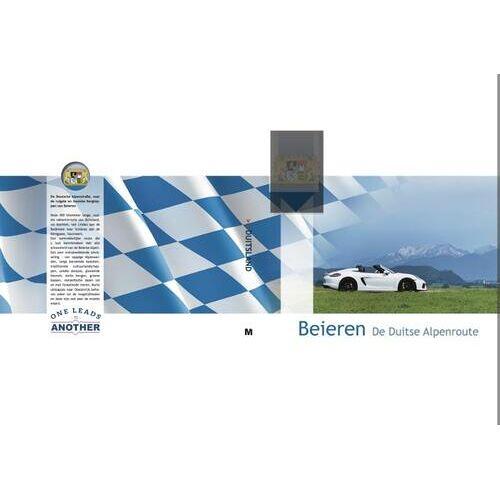 Roadtrip Beieren en Oostenrijk - Alexander Snijdewind (ISBN: 9789077322727)
