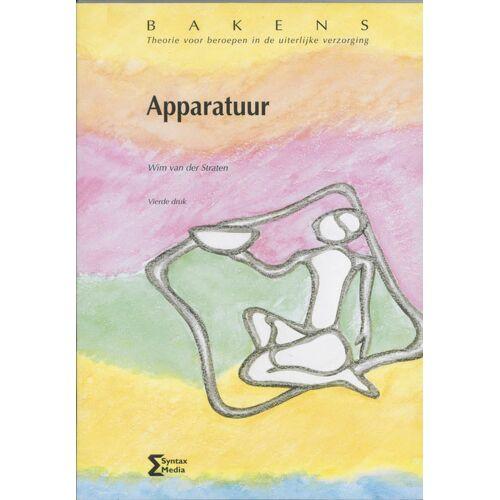 Apparatuur - W. van der Straten (ISBN: 9789077423158)