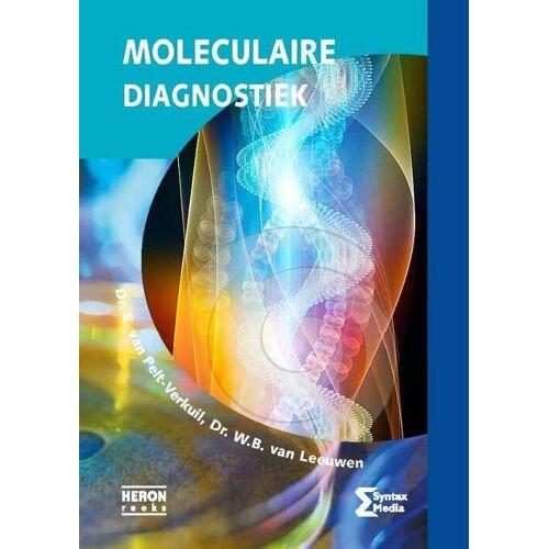 Moleculaire diagnostiek - E. van Pelt-Verkuil, W.B. van Leeuwen (ISBN: 9789077423950)