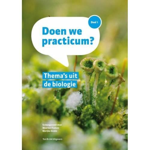 Thema's uit de Biologie - Maarten Foeken, Marijke Domis (ISBN: 9789077866351)