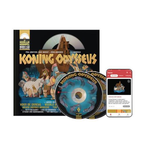 Koning Odysseus - Koen Brandt, Paul Wauters (ISBN: 9789079040568)