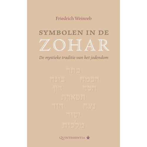Symbolen in de Zohar - Friedrich Weinreb (ISBN: 9789079449187)