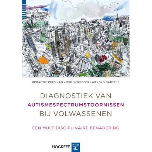 Diagnostiek van autismespectrumstoornissen bij volwassenen - (ISBN: 9789079729548)