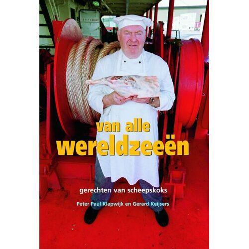 Van alle wereldzeeën - Peter Paul Klapwijk (ISBN: 9789080677319)