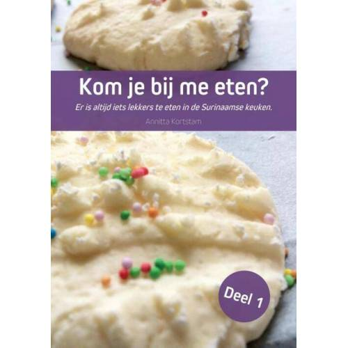Kom je bij me eten? - (ISBN: 9789081526081)
