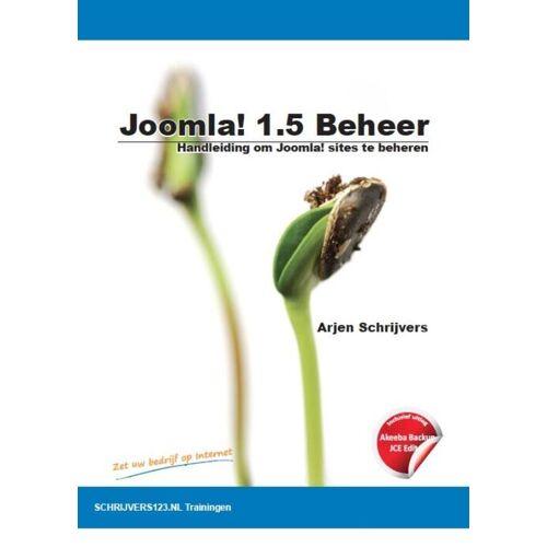 Joomla! 1.5 Beheer - A.S. Schrijvers (ISBN: 9789081644518)