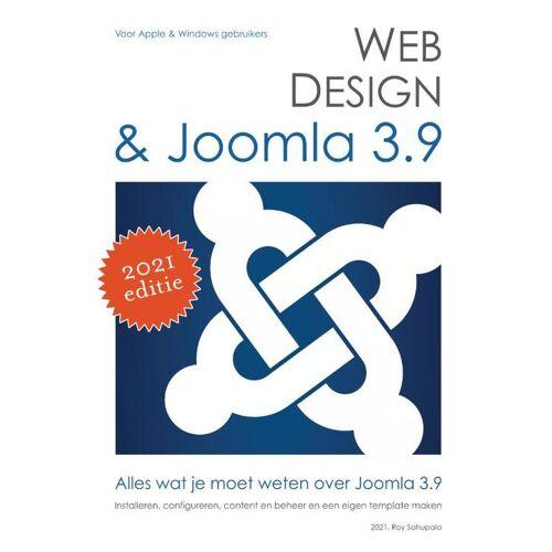 Webdesign en joomla 3.8 - Roy Sahupala (ISBN: 9789081706223)