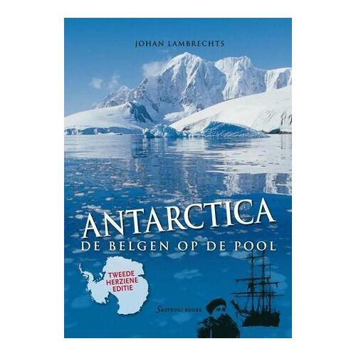 Antarctica - Johan Lambrechts (ISBN: 9789081833509)
