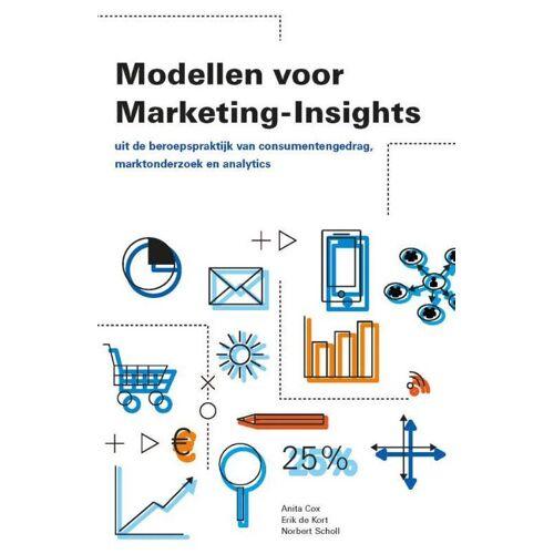 Modellen voor Marketing Insights - Anita Cox, Erik de Kort, Norbert Scholl (ISBN: 9789081923323)