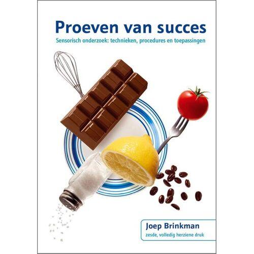 Proeven van succes - Joep Brinkman (ISBN: 9789081923354)