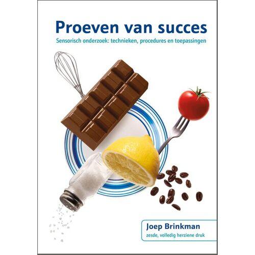 Proeven van succes - Joep Brinkman (ISBN: 9789081923361)