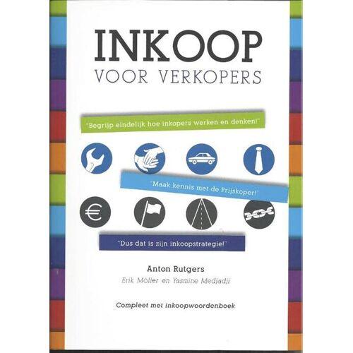 Inkoop voor verkopers - Anton Rutgers (ISBN: 9789082349306)
