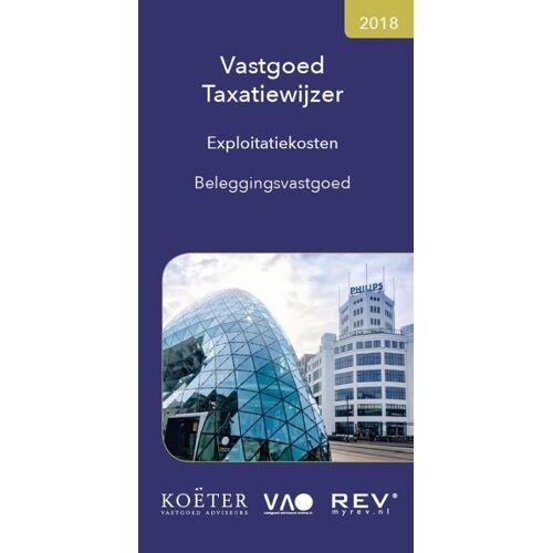 Vastgoed Taxatiewijzer - Koeter Vastgoed Adviseurs (ISBN: 9789082662542)