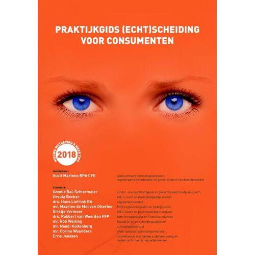 Praktijkgids (echt)scheiding voor consumenten - Scott Martens (ISBN: 9789082837209)