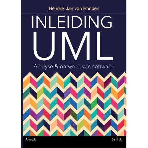 Inleiding UML - Hendrik Jan van Randen (ISBN: 9789082934908)