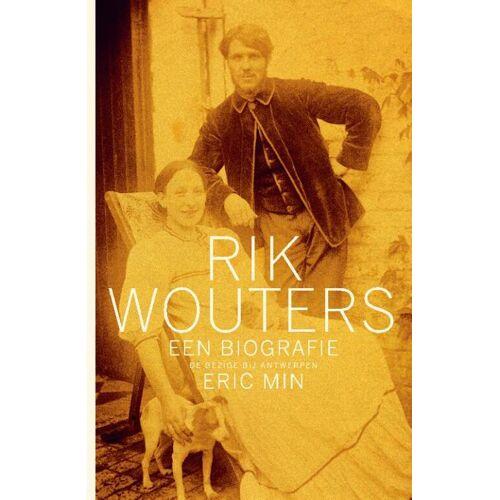 Rik Wouters - Eric Min (ISBN: 9789085423379)