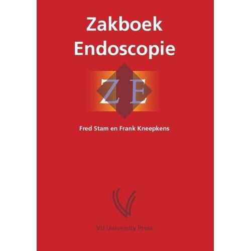 Zakboek endoscopie - Frank Kneepkens, Fred Stam (ISBN: 9789086597123)
